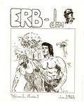 ERB-dom (1960 Camille Cazedessus) Fanzine 3
