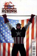 Captain America Reborn (2009 Marvel) 5B