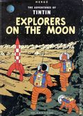 Adventures of Tintin Explorers on the Moon GN (1976 Magnet) 1-1ST