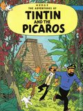 Adventures of Tintin and the Picaros GN (1976 LBC) 1-REP