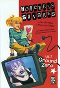 Hopeless Savages TPB (2002-2004 Oni Press) 1st Edition 2-REP