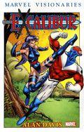 Excalibur Visionaries Alan Davis TPB (2009-2011 Marvel) 2-1ST