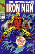 Iron Man Omnibus HC (2008-2010 Marvel) 1st Edition 2B-1ST