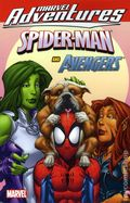 Marvel Adventures Spider-Man and Avengers TPB (2010 Digest) 1-1ST