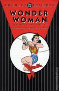 DC Archive Editions Wonder Woman HC (1998-2012 DC) 6-1ST