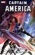 Captain America Road to Reborn TPB (2010 Marvel) 1-1ST