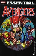 Essential Avengers TPB (1998- Marvel) 1st Edition 7-1ST