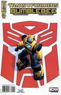Transformers Bumblebee (2009 IDW) 1B