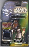 Star Wars Action Figure (1995-1997 Kenner) Signed Package EWOKS