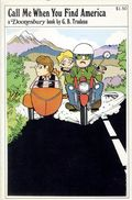Call Me When You Find America TPB (1973 Doonesbury Classic) 1-1ST
