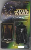 Star Wars Action Figure (1995-1997 Kenner) Signed Package VADER-97