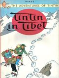 Adventures of Tintin Tintin in Tibet GN (1975 Little Brown and Company) 1-REP
