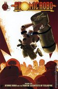 Atomic Robo TPB (2008-2015 Red 5 Comics) 1-REP