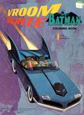 Vroom Screee Batman Coloring Book 1966