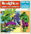 Incredible Hulk Read And Hear Book And Recording (1982) 2002N