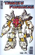 Transformers (2009 IDW) 2C