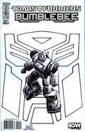 Transformers Bumblebee (2009 IDW) 1C