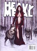 Heavy Metal Magazine (1977) Vol. 32 #9