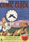 Oscar and Fridays Comic Clock (1945 Fawcett) 0