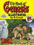 Book of Genesis Illustrated HC (2009 W.W. Norton) By Robert Crumb 1-REP