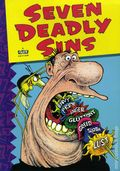 Seven Deadly Sins GN (1989 Cracked Edition) 1-1ST