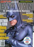 Starlog Presents Batman and Other Comics Heroes (1997) 0