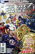 Justice Society of America (2006-2011 3rd Series) Annual 2