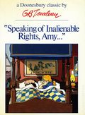 Speaking of Inalienable Rights, Amy... TPB (1976 Doonesbury Classic) 1-REP