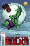 Fall of the Hulks Gamma (2009) 1C