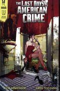 Last Days of American Crime (2009 Radical) 1B