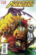 Tails of the Pet Avengers (2010 Marvel) 1A