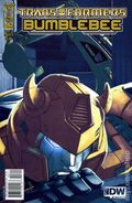 Transformers Bumblebee (2009 IDW) 3A