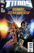 Titans (2008 2nd Series) 22