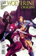 Wolverine Origins (2006) 45A