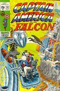 Captain America (1968 1st Series) National Diamond 141NDS