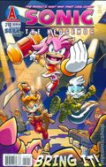 Sonic the Hedgehog (1993 Archie) 210