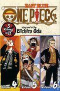One Piece TPB (2009- Viz) 3-in-1 Volume 4-6-1ST