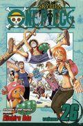 One Piece TPB (2003- Viz Digest) 26-1ST