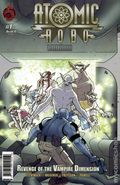 Atomic Robo Revenge of the Vampire Dimension (2010 Red 5 Com 1
