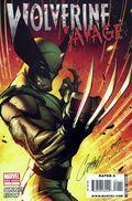 Wolverine Savage (2010) 1A