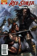 Red Sonja Wrath of the Gods (2010 Dynamite) 1