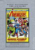 Marvel Masterworks Avengers HC (2003- Marvel) 10-1ST