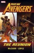 New Avengers The Reunion TPB (2010 Marvel) 1-1ST