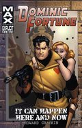 Dominic Fortune It Can Happen Here and Now TPB (2010 Marvel) 1-1ST