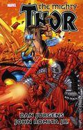 Thor TPB (2009-2010 Marvel) By Dan Jurgens and John Romita, Jr. 2-1ST