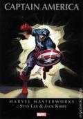 Marvel Masterworks Captain America TPB (2010- Marvel) 1-1ST