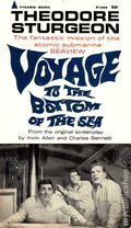 Voyage to the Bottom of the Sea PB (1961 Novel) 1-REP