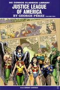 Justice League of America HC (2009 DC Comics Classic Library) By George Perez 2-1ST