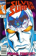 Silver Surfer (1987 2nd Series) Mark Jewelers 49MJ