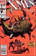 X-Men Classic (1986-1995 Marvel) Classic X-Men Mark Jewelers 59MJ